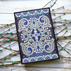 Shine Bright - Diamond Painting Notebook (64 pages) Painting Notebook