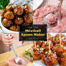 Load image into Gallery viewer, Spoon Hoop® Meatball Maker Meat Ball Spoon