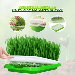 Sprout Lovers - Double-Layer Seedling Tray Seedling Tray