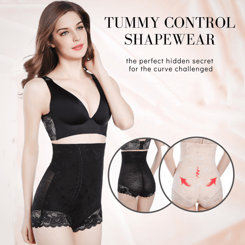 Stay-In-Control Tummy Curve Tool Black / M