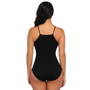 Stay-Sexy High Waist Shapewear (2 pcs set) Beige / M-L Bodysuits