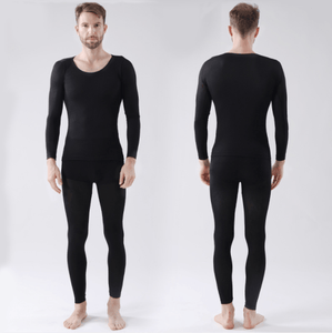 Stay Warm - Elastic Thermal Inner Wear (2 pcs set) Thermal Innerwear