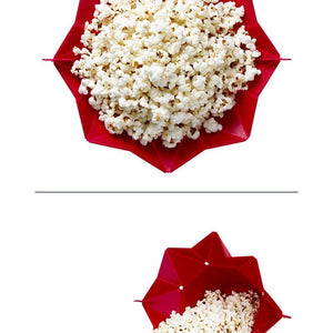 Storage Boxes & Bins Grohler™ Silicone Microwave Popcorn Popper