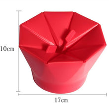 Load image into Gallery viewer, Storage Boxes & Bins Grohler™ Silicone Microwave Popcorn Popper