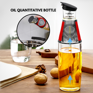 Store & Control - Oil Dispenser Bottles
