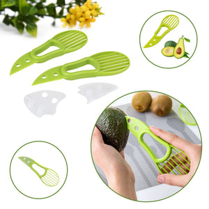 The Amazing Avocado Gadgets Avocado Slicer Shredders & Slicers