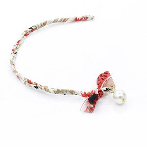 Tie-it-Cute Hair Buns (3PCS Set) Red Hair Accessories