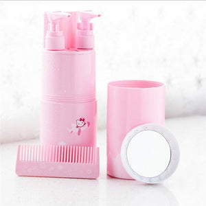 Travel Star - Ultimate Travel Cup Pink