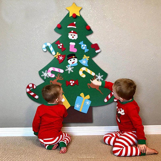 Kids Christmas.Xmas Kids Christmas Tree Toy