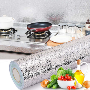 Ultimate Self-Adhesive Kitchen Protection Film Wall Stickers