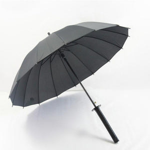 Umbrellas 16 ribs Samurai® - Ninja Sword Umbrella