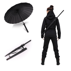 Umbrellas 24 ribs Samurai® - Ninja Sword Umbrella