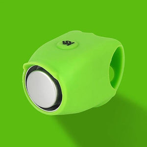 Universal Fit Bike Bell Green Bicycle Bell
