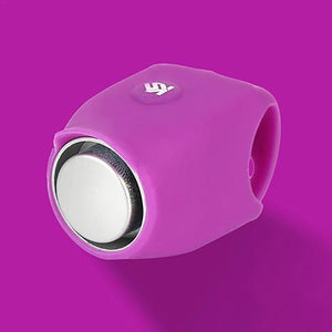 Universal Fit Bike Bell Violet Bicycle Bell