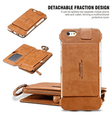Wallet Cases FLOVEME - iPhone ComboCase