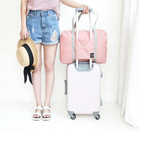 Wander At Ease - 2nd Generation Travel Bag Light pink Travel Bags