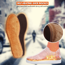 Load image into Gallery viewer, Warm & Cozy - Self-Heating Shoe Insoles Insoles