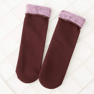 Warm Feet - Thermal Fleece Socks Socks