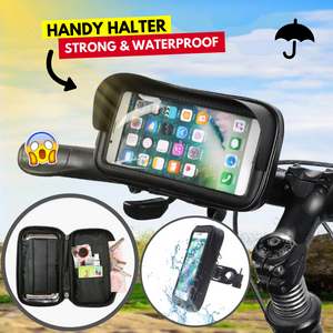 Waterproof Bicycle Phone Holder Mobile Holder