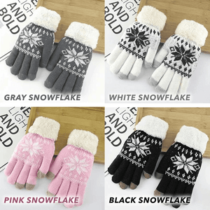 Winter Touch - Extra-Warm Gloves Women's Gloves