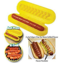 Load image into Gallery viewer, Yummy Hotdog Spiral Slicer Hotdog Slicer