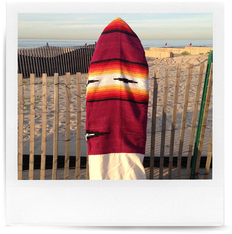 Native Surf Sock