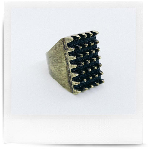Wax Comb Ring