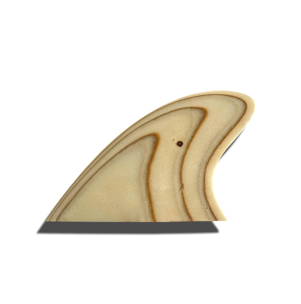 Keel Wooden Fin | Glass On