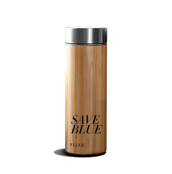 Bamboo Thermo Bottle