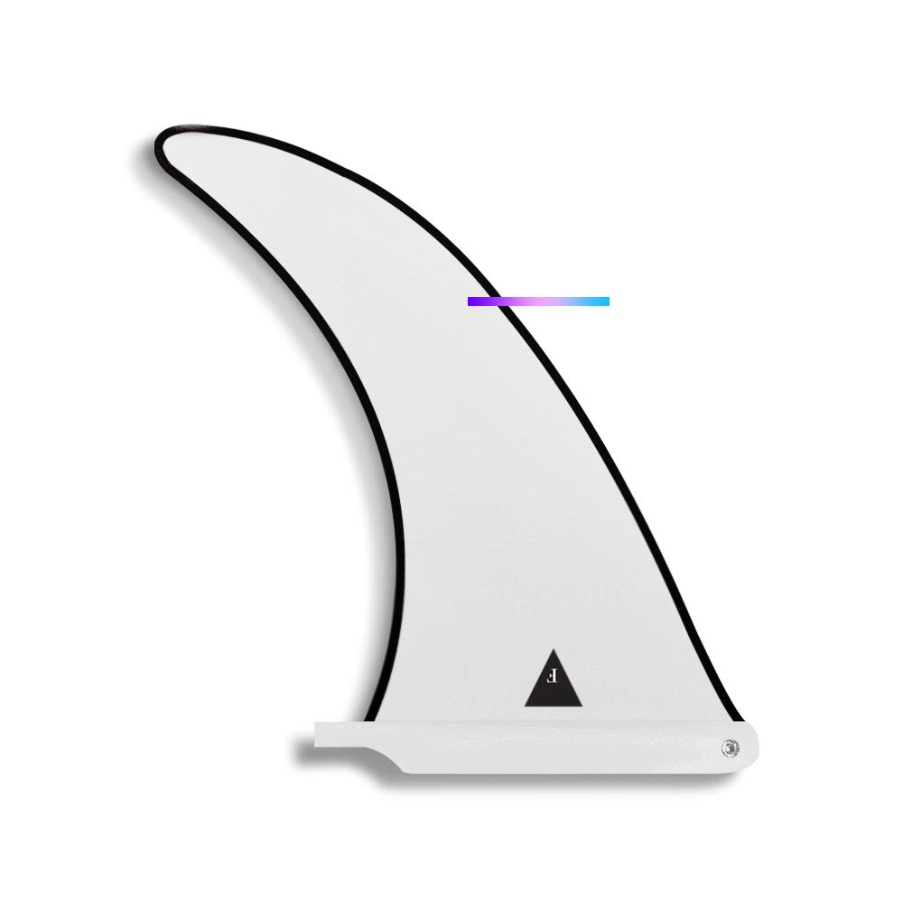 Single Fin | Black Pin Line