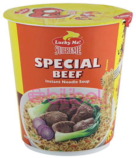 Lucky Me! Supreme Special Beef 65g