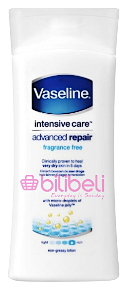 Vaseline Intensive Care Advanced Repair Lotion 200 ml