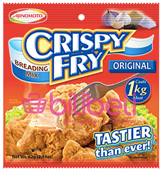 Ajinomoto Crispy Fry Breading Original Mix 60g