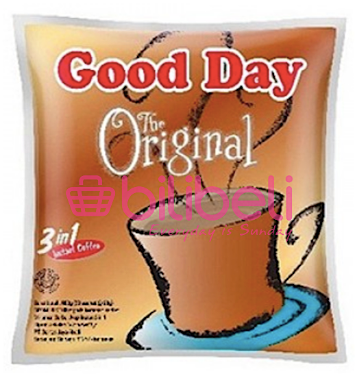 Good Day Original 20g 1 pack / 30 sachets