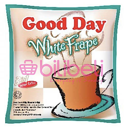 Good Day White Frape 20g 1 pack / 30 sachets