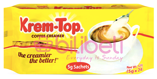Krem-Top Coffee Creamer 5g x 24 Sachets