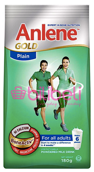 Anlene Gold Plain 180g