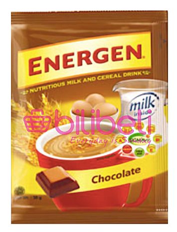 Energen Chocolate Cereal Drink 10 Sachets