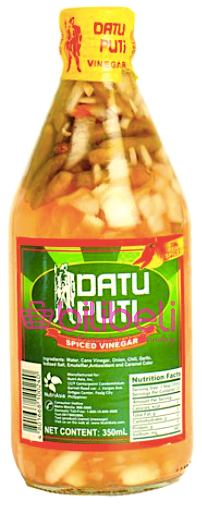 Datu Puti Spiced Vinegar 350 ml