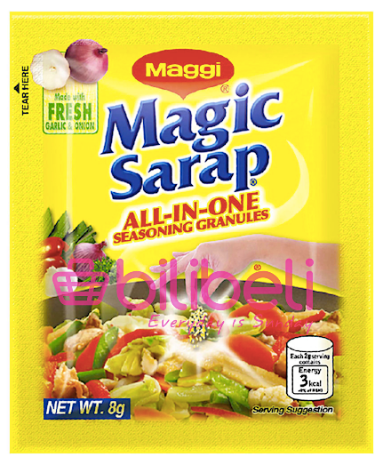 Maggi Magic Sarap 1 Pack / 12 Sachets