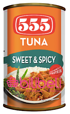 555 Chili Sweet & Spicy 155g