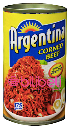 Argentina Corned Beef 175g