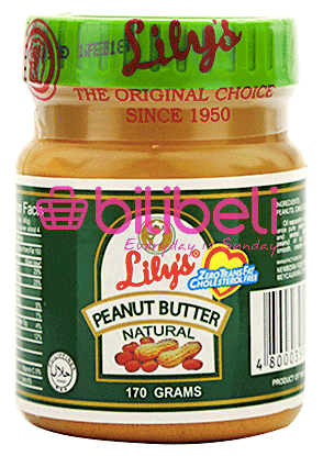 Lily's Peanut Butter 170g