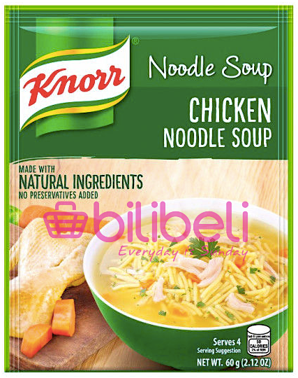 Knorr Chicken Noodle Soup Mix 60g