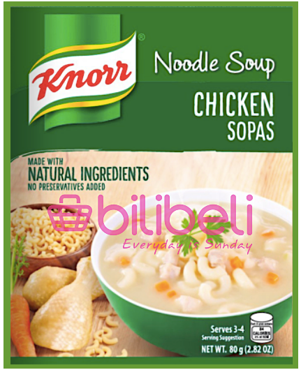 Knorr Chicken Soup Mix 80g