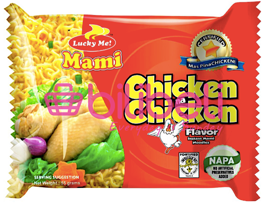 (Buy 4 + 2 FREE) Lucky Me! Mami Chicken Flavor