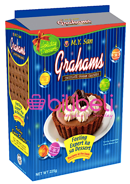 M.Y San Graham Chocolate Biscuit 200g
