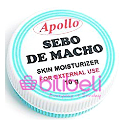 Apollo Sebo De Macho 10g