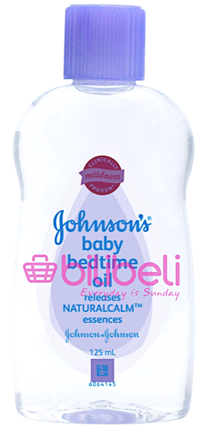 Johnson's Baby Bedtime Oil 125 ml