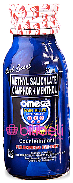Omega Pain Killer PRO - Cool Scent 60 ml